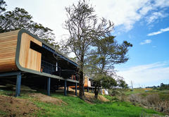Buff and Fellow Eco Cabins