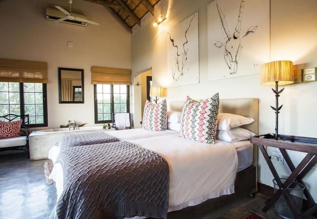 Elephant Garden suite