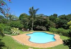 Butterscotch B&B garden and pool
