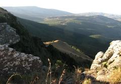 Kaapsehoop escarpment