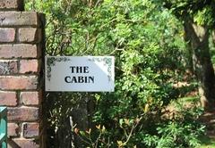 Cabin signage