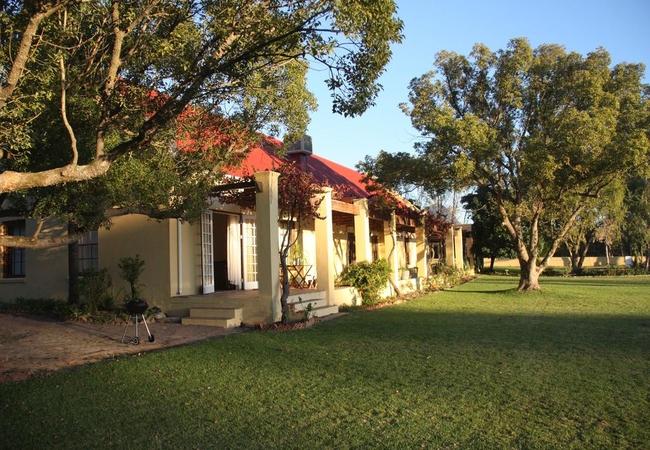 Kleinvallei Cottage 2