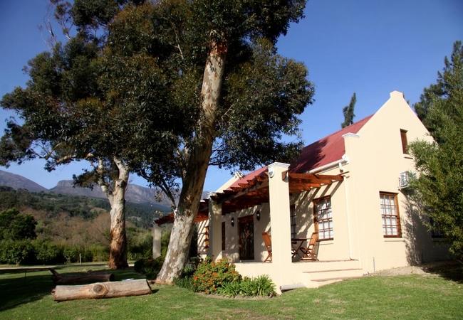 Kleinvallei Family Cottage