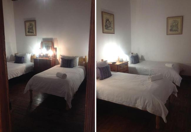Two-Bedroom Cottage (sleeps 6)
