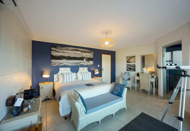 SEA Luxury Upstairs Double Room