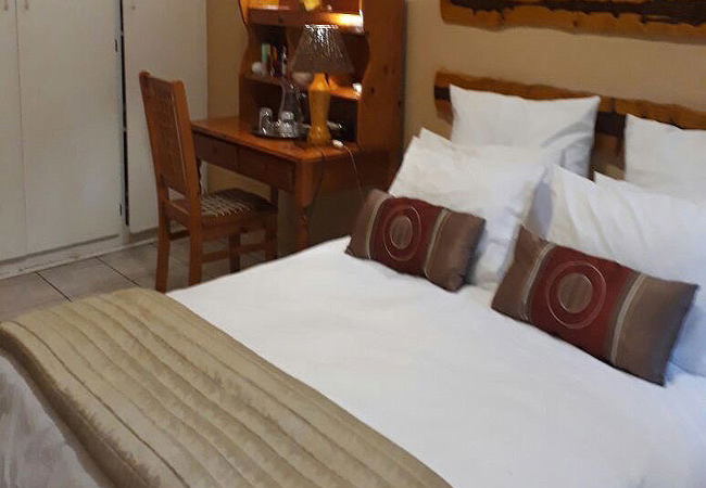 Guesthouse room 4