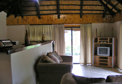 Chalet 5 Lounge