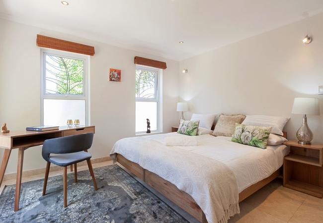 room2, 2 single beds