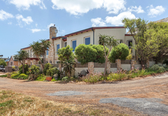 front of cape point villa