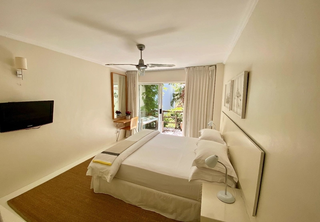 Annex - Double room with private balcony