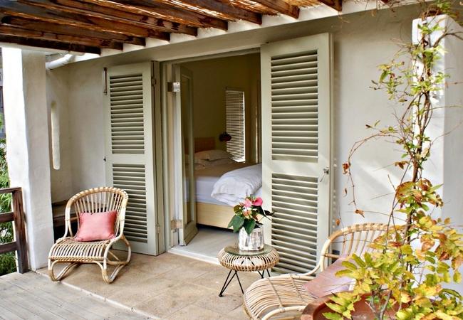 Villa - King / Twin Balcony