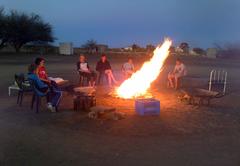 Casablanca Overnight & Camping