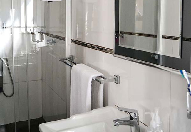 West Room Bathroom