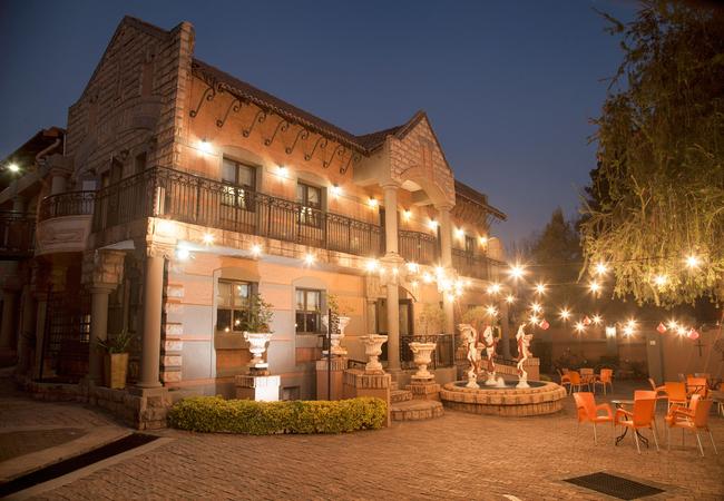 Casa Toscana Lodge In Lynnwood Gauteng
