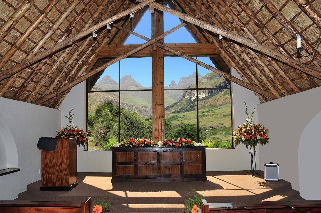 Book Cathedral Peak Hotel in Giant's Castle Game Reserve ...