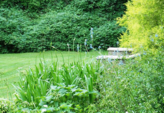 Gardens at Caversham Mill