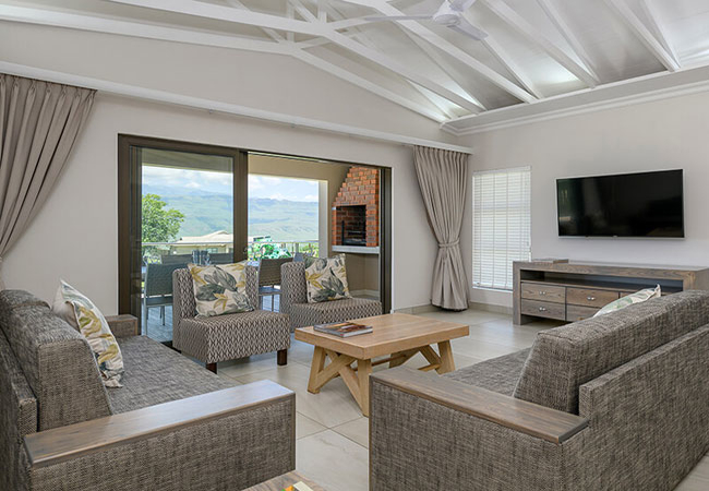 Two Bedroom Villa