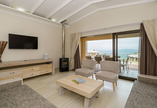 One Bedroom Villa with Spa