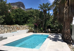 Swimming Pool at Cbay58 in Camps Bay