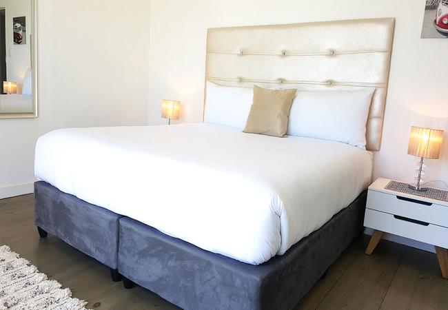 Room 1 - Ocean View Room