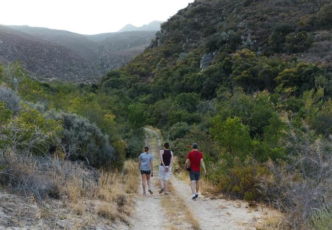 Cederkloof Botanical Retreat