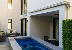 Central Beach Villas