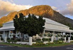 Guest House in Cape Winelands