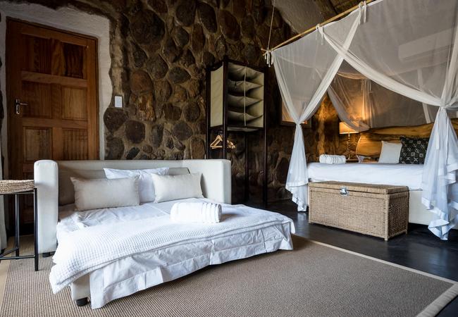 Steenbok Chalet Sleeper Couch
