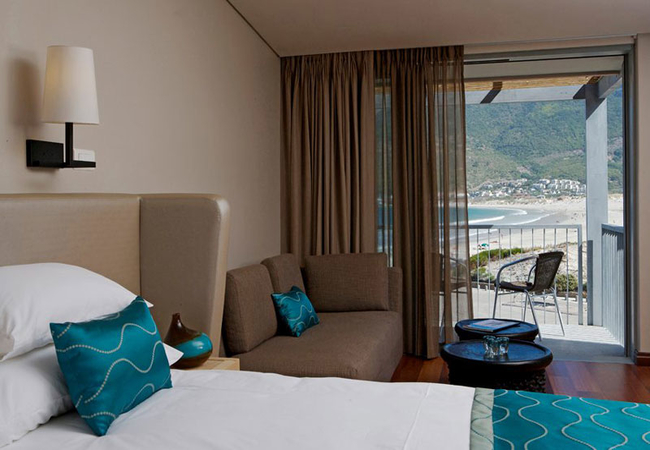 Sea View Rooms - First Floor