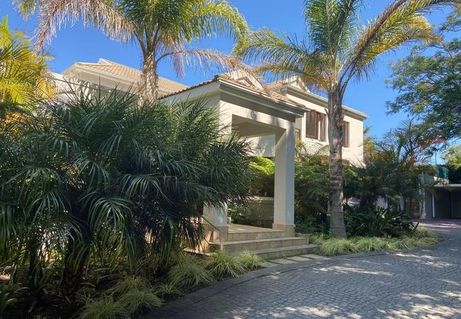 Lavendar Suite patio