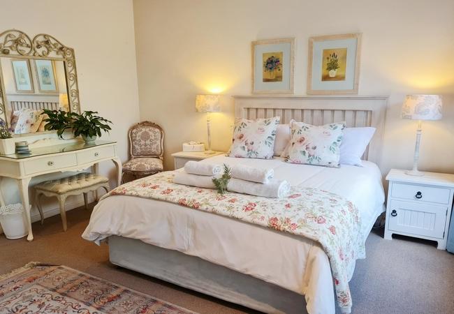 Lavendar Suite bedroom