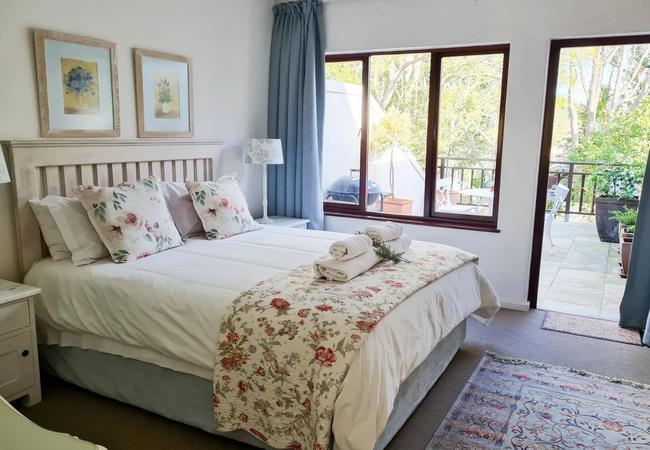 Lavendar kitchen