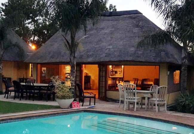 Cherry Country Lodge In Kyalami Johannesburg