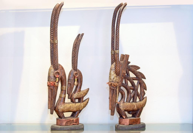 African Ornaments