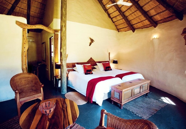 Orchard Bungalow with Twin Beds