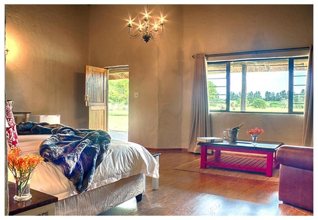 Sunset Bungalow with King or Twin