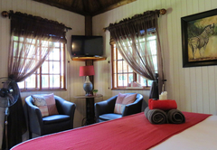 One Bedroom Chalet (Zebra)