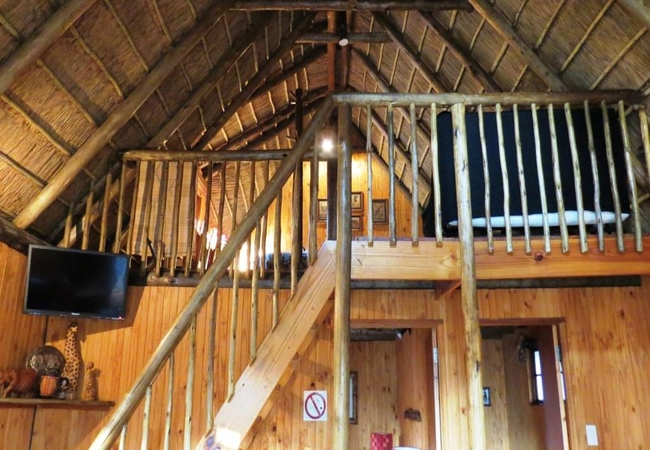 Two Bedroom Chalet (Protea)