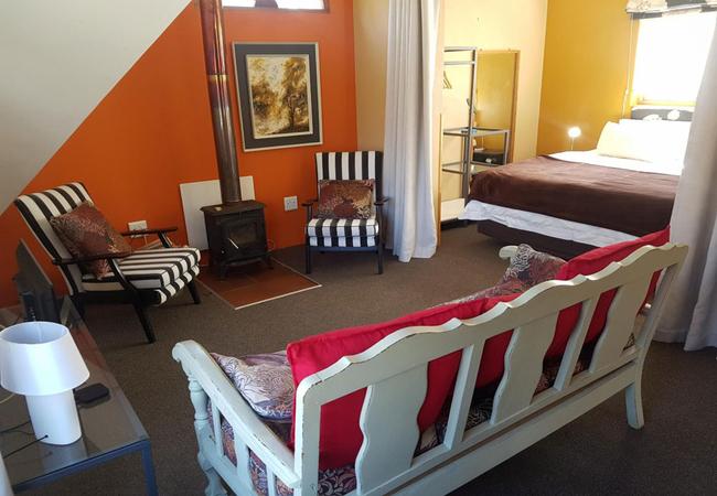 Shepherds Loft bedroom