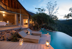 Clifftop Exclusive Safari Lodge