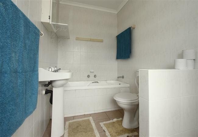 The Apartment bathroom