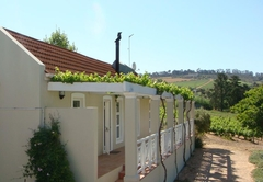 Clos Malverne Wine Estate Accommodation