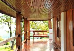 Room patios