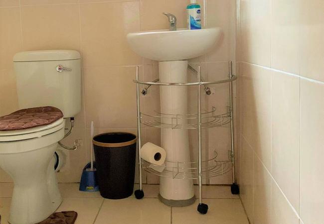 Bathroom 2 withShower/Tub