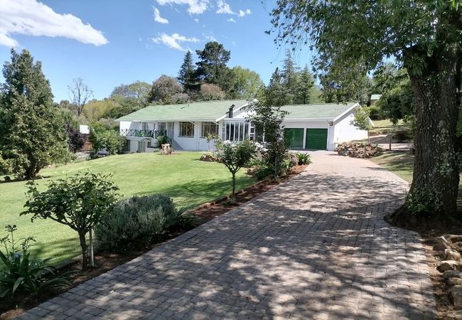 Clarens On Collett - House