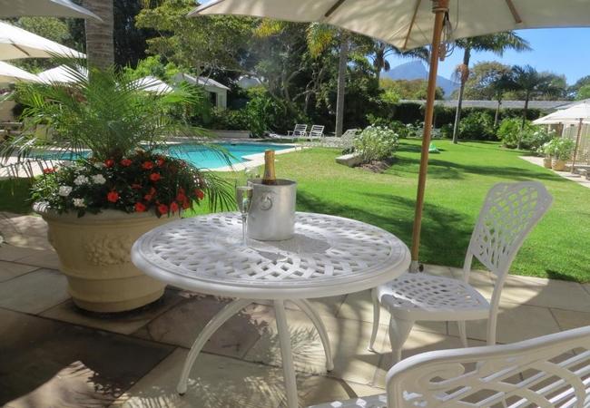 Luxury Garden Facing Room