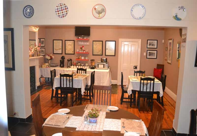 Convent Hill Bed and Breakfast