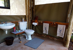 Tented Camp Double