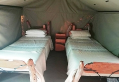 Tented Camp Twin