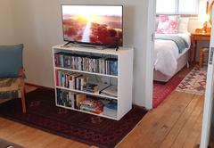 Sunset over Mavela Dam